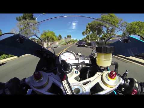 BMW S1000rr Review and VLog