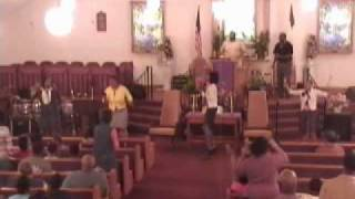 """FBC Young Adult Praise Team- """"Hallelujah You're Worthy to be Praised!"""""""