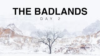 Badlands National Park, Day 2 | Analog and Digital Landscape Photography