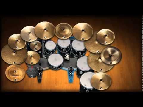 metal superior drummer foundry