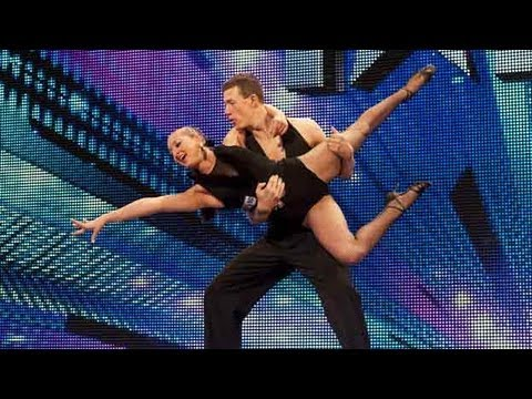 Ballroom Dancers Kai And Natalia - Britain's Got Talent 2012 Audition - International Version video