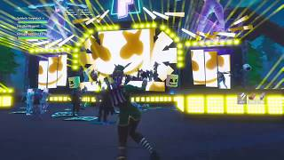 Fly Marshmello Ft Leah Culver Live In Fortnite