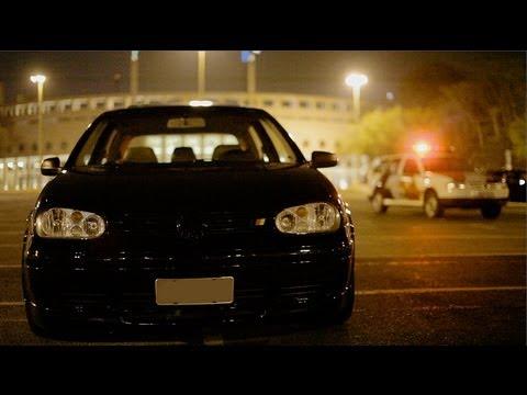 VW GOLF GTI BLACK MAGIC