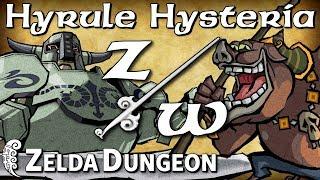 Hyrule Hysteria - Zelda Warfare