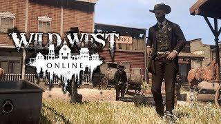 Wild West Online 🎮 Besser als Red Dead Redemption 2?