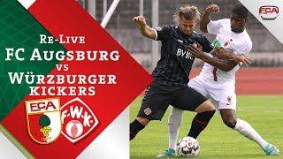 Аугсбург : Вюрцбургер Кикерс