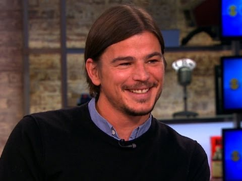 Josh Hartnett on his new show and hiatus from Hollywood