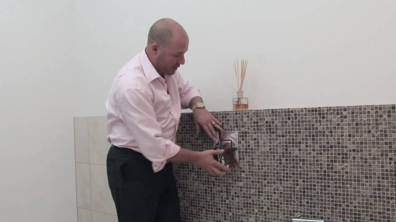 Bathroom Innovations Concealed In Wall Flushing Cistern