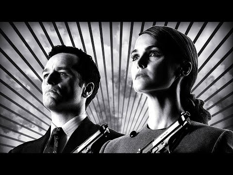 Matthew Rhys and Keri Russell on 'The Americans'