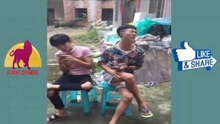 TRY NOT TO LAUGH VIDEOS For China Funny Videos 2018 (P25) | Funny Chinese