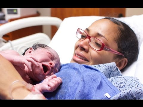 Labor and Delivery Footage (Baby #2)