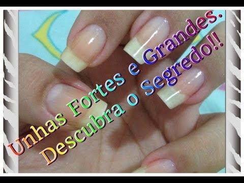 Unhas fortes e Grandes. O segredo!! - por Raquel Guimarães Music Videos