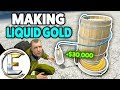 Making Liquid Gold - Gmod DarkRP (Made A Lot Of Money From This Method) Mp3