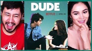 DUDE | Lucy Hale | Netflix | Trailer Reaction & Discussion!