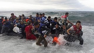 INVASION: Invaders rush to Europe before weather deteriorates