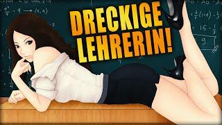 DRECKIGE LEHRERIN.