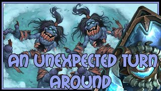 Hearthstone: An unexpected turn around (demonlock)