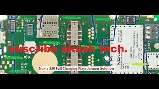 Nokia rm 114 charging problem solution  or Nokia all mobile charging problem solution