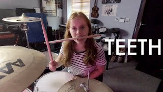 Teeth - 5 Seconds of Summer - Drum Cover