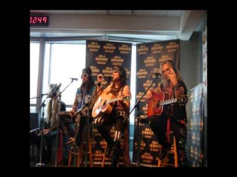 Steel Panther on the Preston & Steve Radio Show - Audio Only