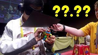 Rubik's Cube Blindfolded Highlights - WCA World Championship 2019