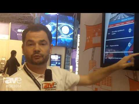 ISE 2016: Net Display Systems Showcases Digital Signage Solutions