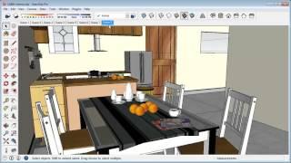 How To Export Sketchup To Artlantis