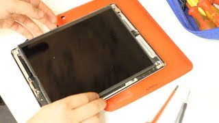 Repairing an Apple iPad 3 with Broken Screen / Digitizer
