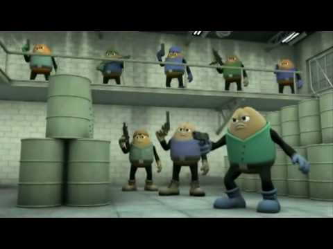 Killer Bean Forever - Intro [1080p Full Hd] video