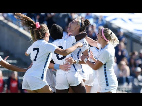 UNC Women's Soccer: Carolina Earns ACC Trophy With Russo's Golden Goal