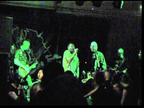 the enemy - last but not least @ Another Winter Of Discontent London (03/03/13)