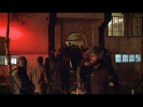 Video Captures Saudi Embassy in Tehran Post Attack
