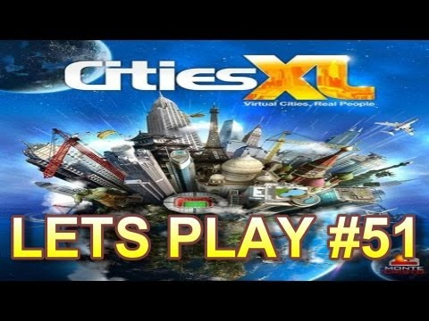 Cities Xl 2012 - Lets Play #51 Heavy Industry