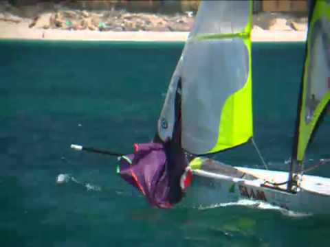 Perth 2011 ISAF Worlds - 18 December 2011