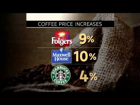 Starbucks Prices / Evening News PKG 6/21/14