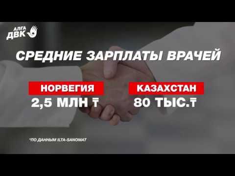 Аблязов повысит зарплату медикам