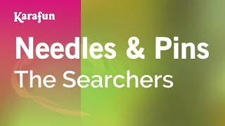Watch Searchers Needles And Pins video