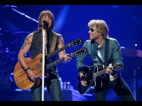 BON JOVI - Live @ iHeartRadio Music Festival 2012 (HD)