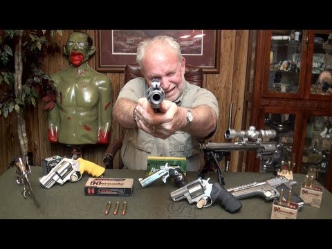Powerful Handgun Collection