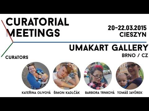 Curatorial Meetings / Umakart Gallery 12 // CZ