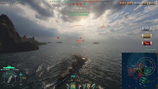 Unstoppable Aggression - You do NOT let the Des Moines get close [151k damage in 11min38s]