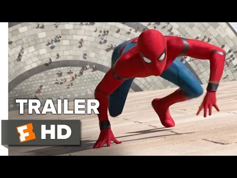Spider-Man: Homecoming International Trailer #1 (2017) | Movieclips Trailers thumbnail