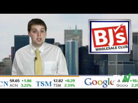 BJs Wholesale Entered Into Agreement To Be Acquired In All-Cash Transaction Valued At $2.8B