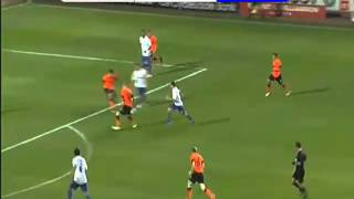 Europa League qualifier: Dundee Utd 2 Dynamo Moscow 2 injury time goal