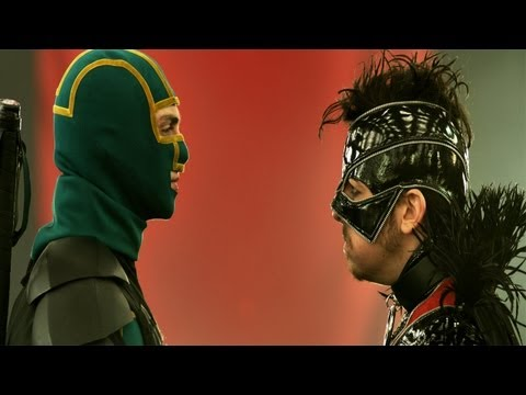 Kick-Ass 2 - Restricted Trailer