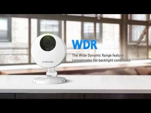 Samsung Smartcam HD Pro Wireless IP Camera