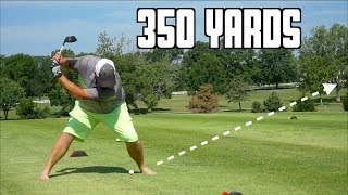 Playing Golf With 20 Inch Clubs - Challenge