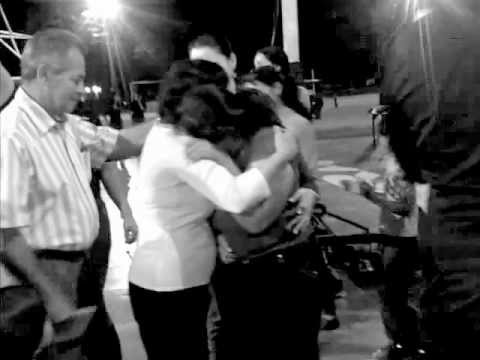 Jesús sano a esta mujer del Tachira  san cristobal  un tumos cancerosos  (luhyi Garcia)