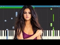 Selena Gomez - Only You - Piano Tutorial - 13 Reasons Why Soundtrack