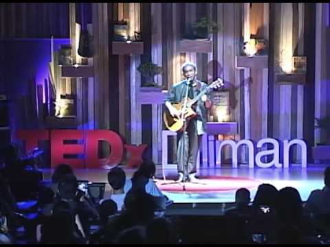 How Lupang Hinirang ought to be sung: Joey Ayala at TEDxDiliman